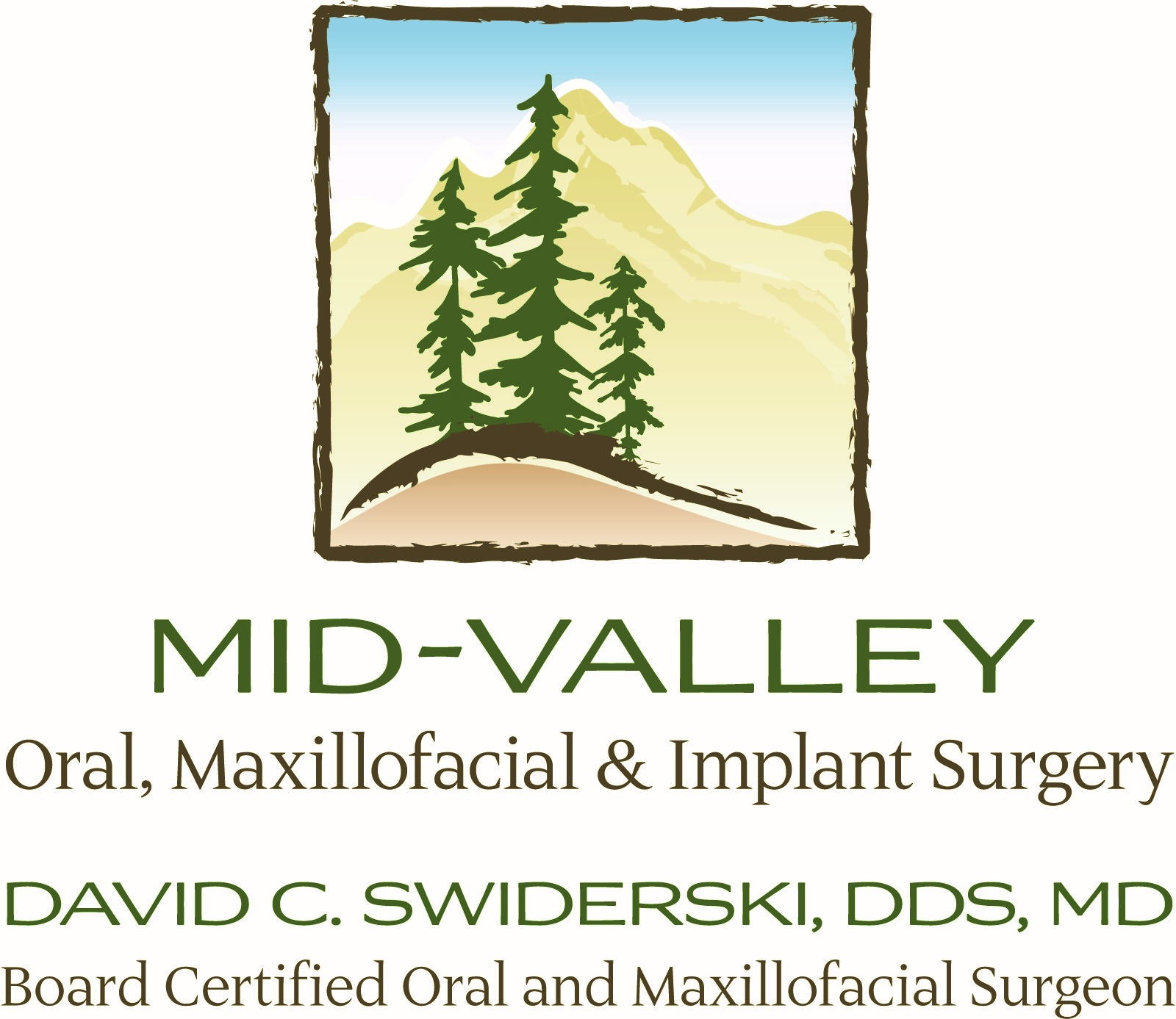 Mid-Valley Oral Surgery, Dr Swiderski