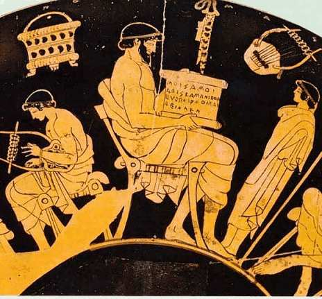 a study on athenian education The communication discipline has its origins in the study of the spoken word and  its  completed villanova application to the office of education abroad and.